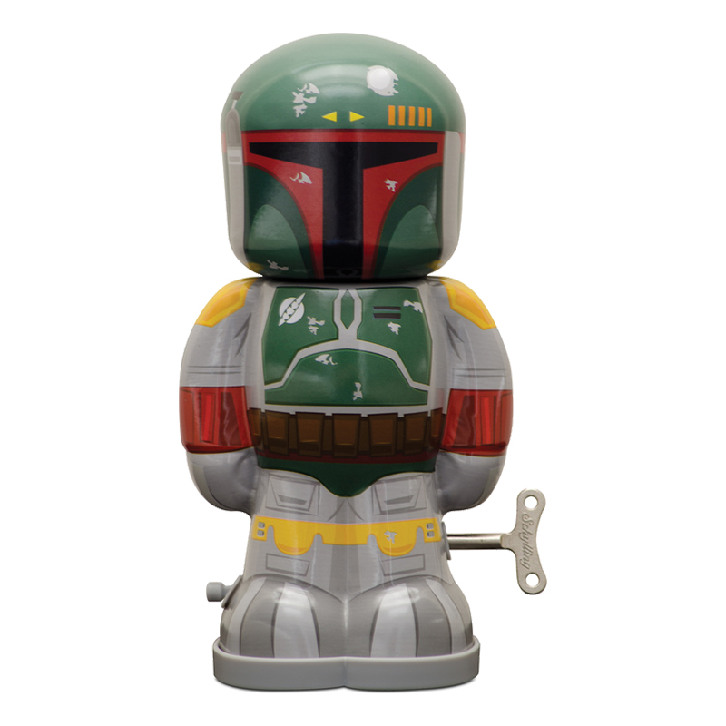 Star Wars Boba Fett Wind-up