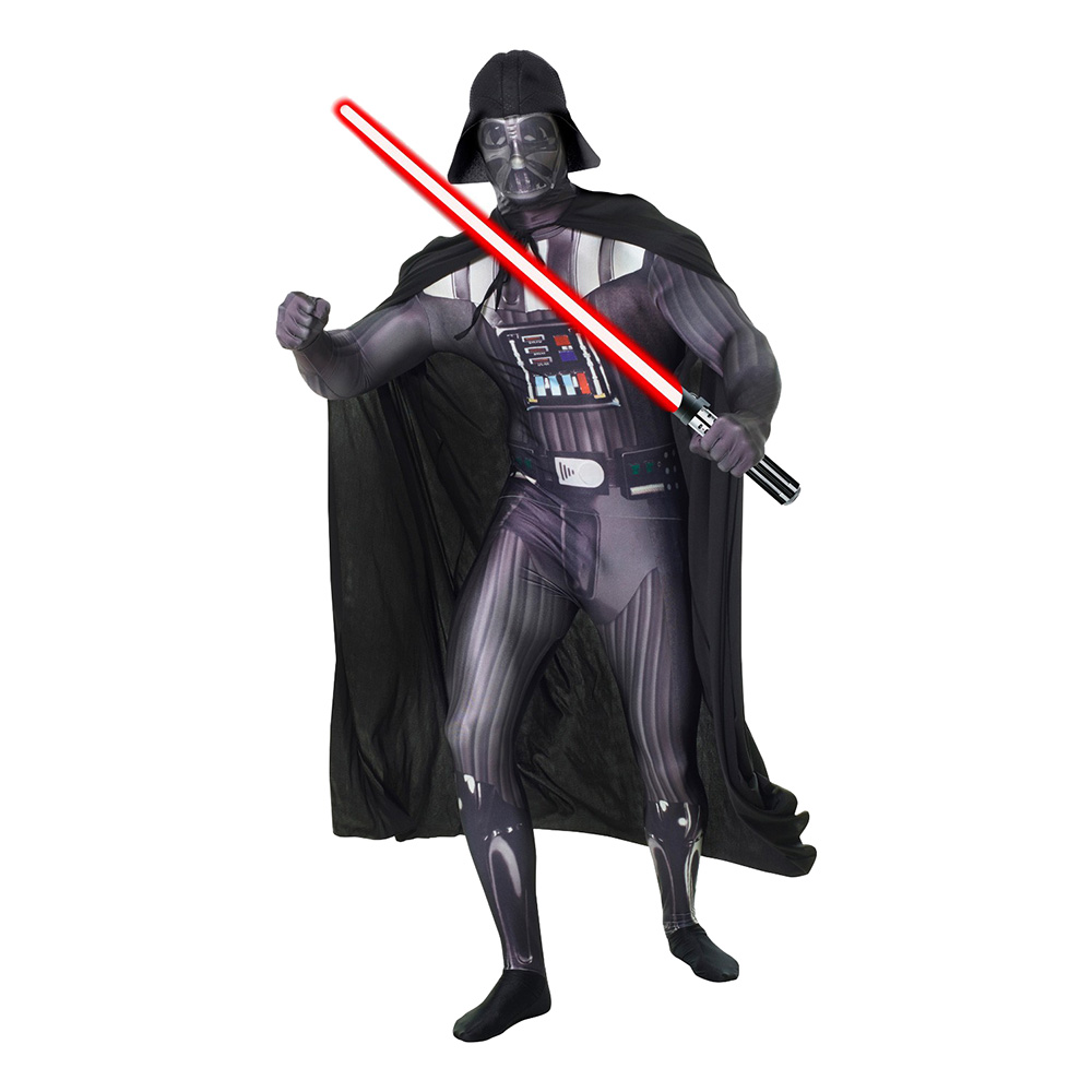 Star Wars Darth Vader Morphsuit - Medium