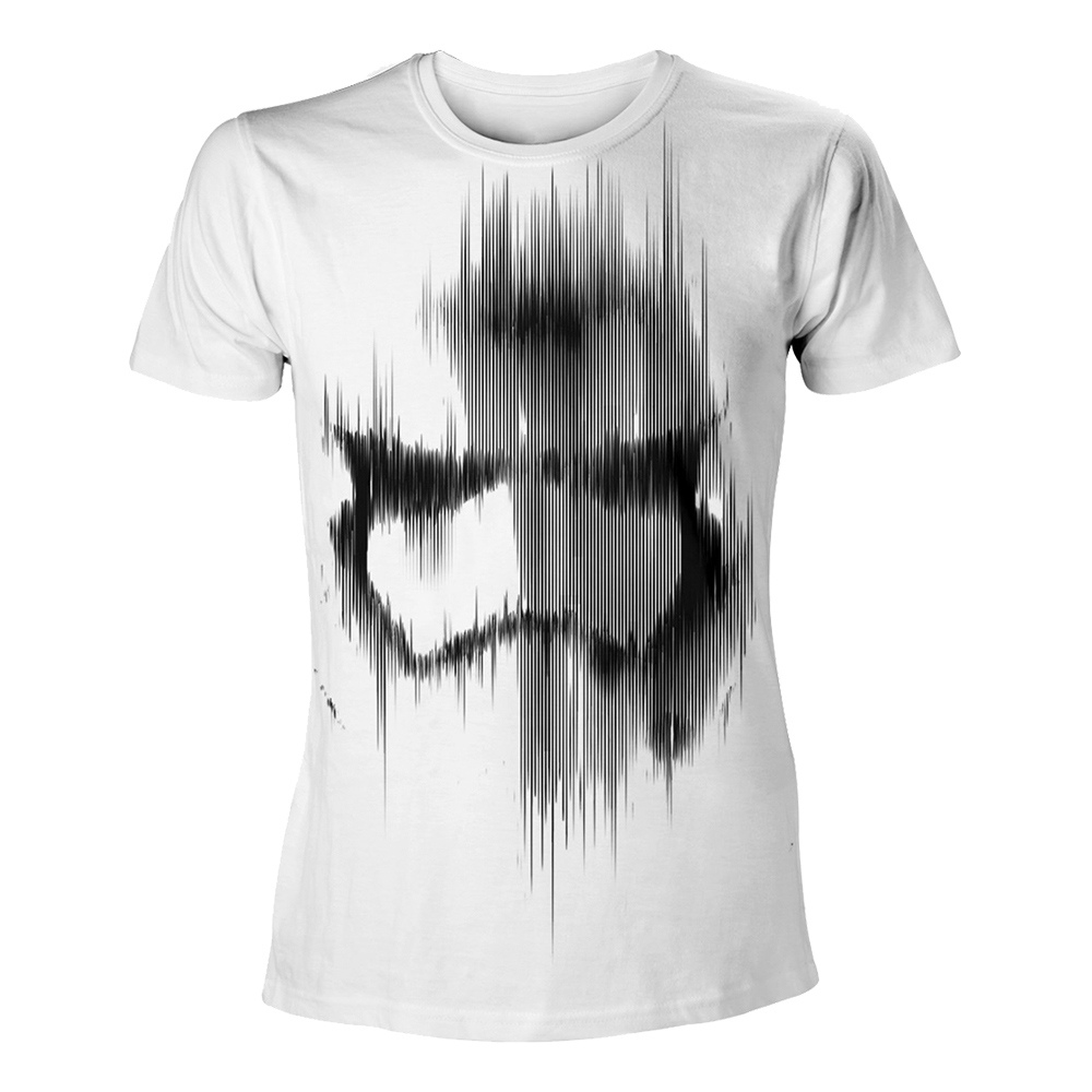 Star Wars Faded Stormtrooper T-shirt - Small