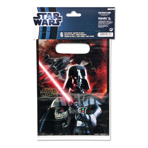 Star Wars Kalaspåsar - 6-pack