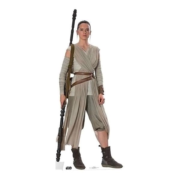 Star Wars Rey Kartongfigur