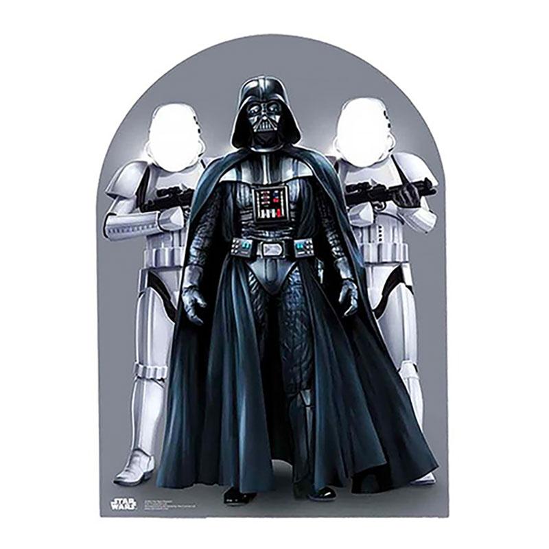 Star Wars Stand-In Kartongvägg
