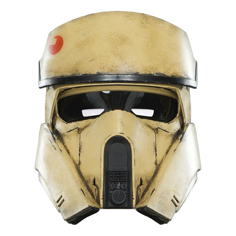 Star Wars Stormtrooper Pappmask - One size