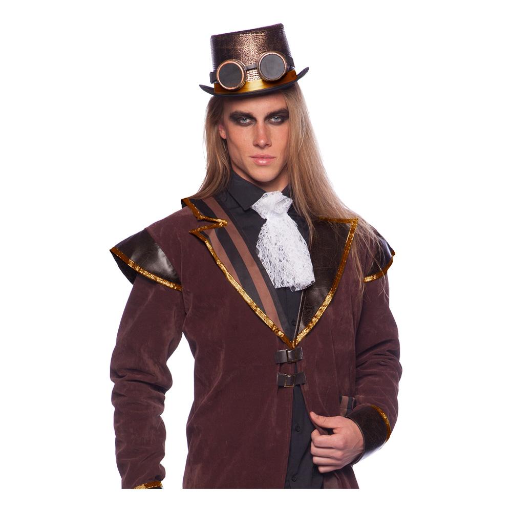 Steampunk Hatt Deluxe - One size