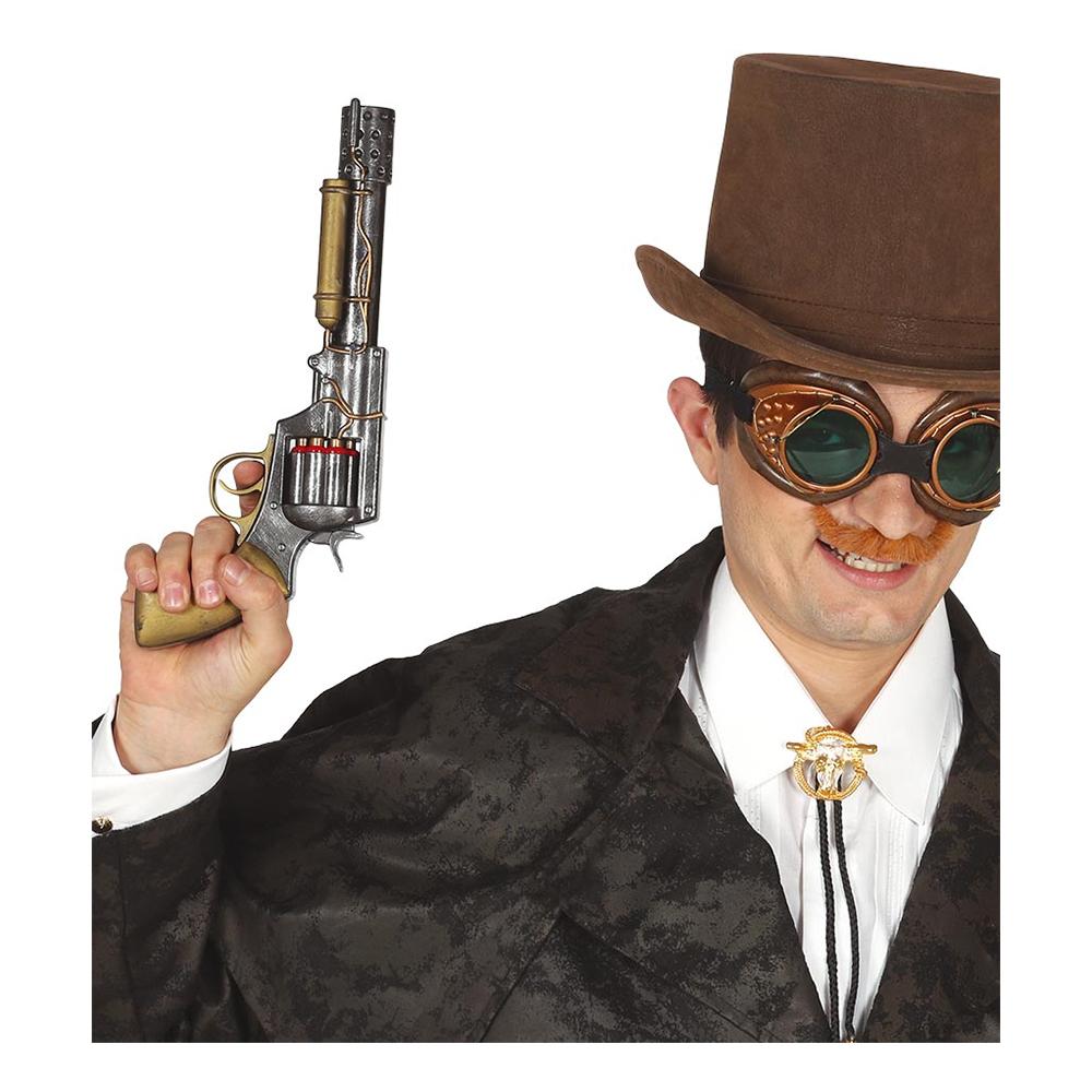 Steampunk Revolver