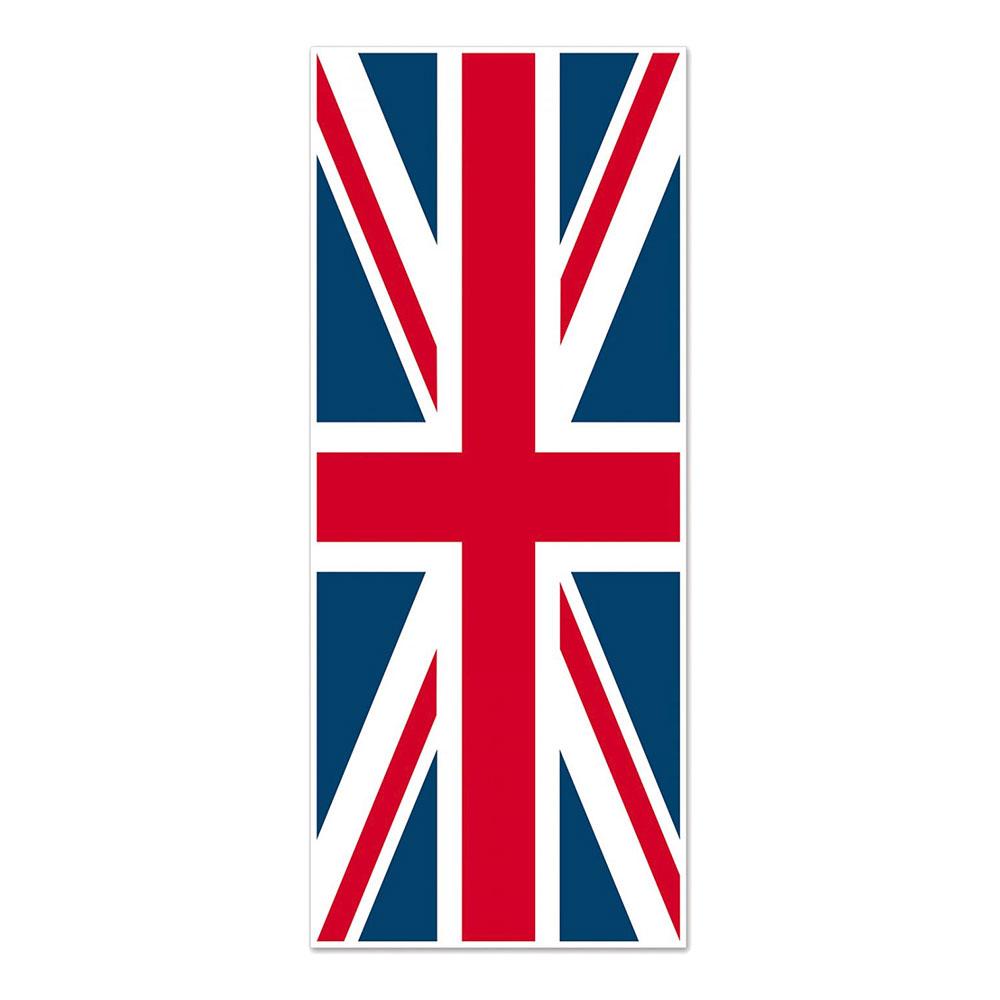 Storbritannien Flagga Dörrposter
