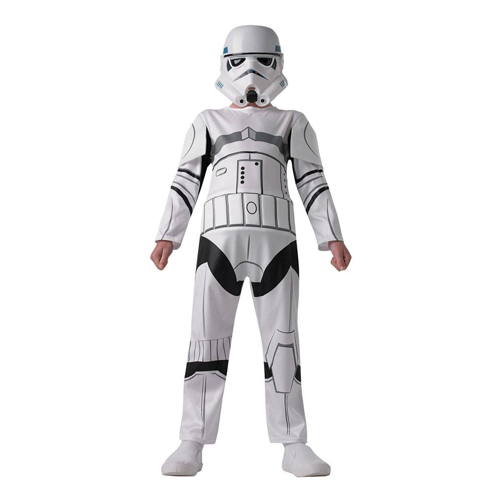 Stormtrooper Classic Barn Maskeraddräkt - Medium
