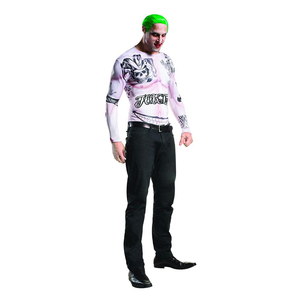 Suicide Squad Jokern Budget Maskeraddräkt - Standard