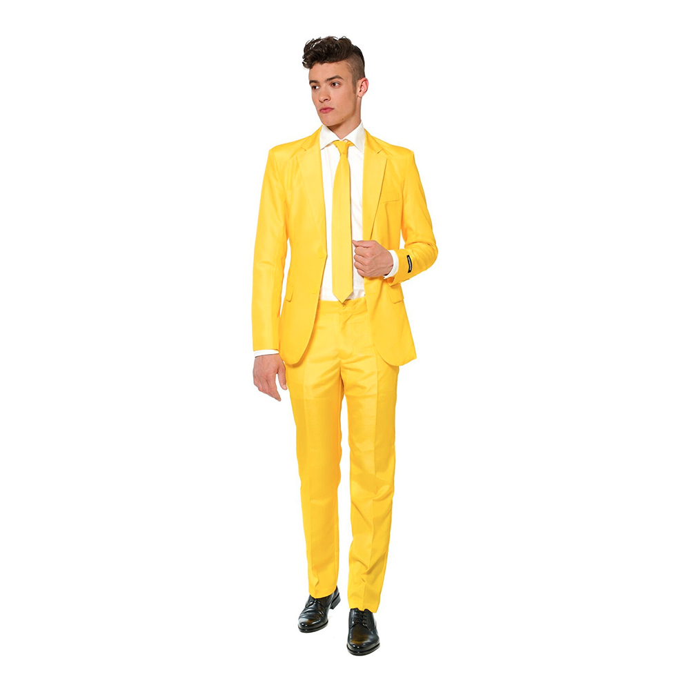 Suitmeister Gul Kostym - Small