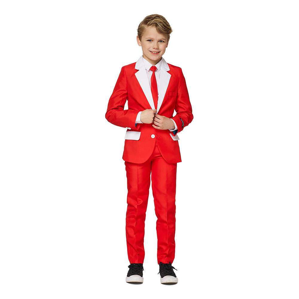 Suitmeister Santa Barn Kostym - Small