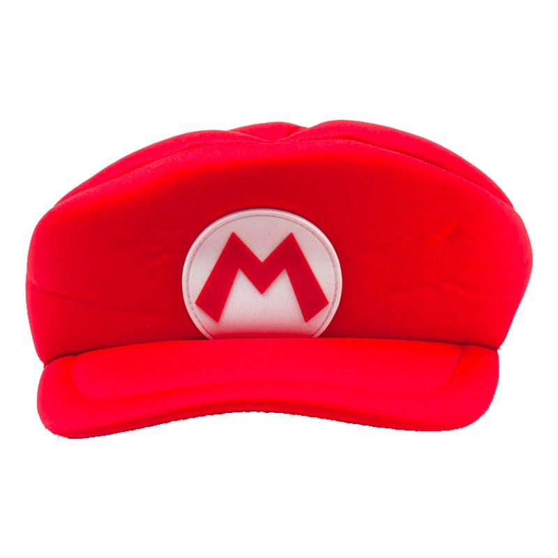 Super Mario Keps för Barn - One size