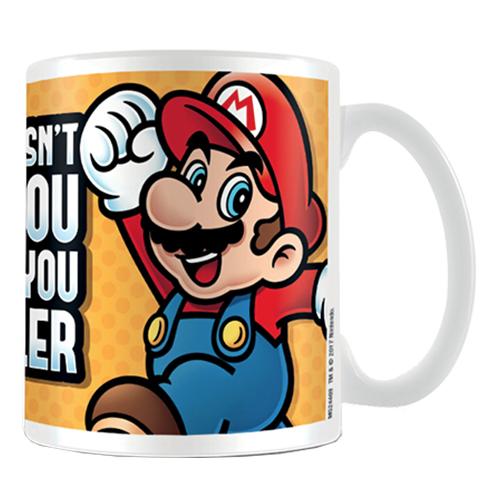Super Mario Mugg