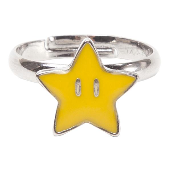 Super Mario Stjärna Ring - Medium