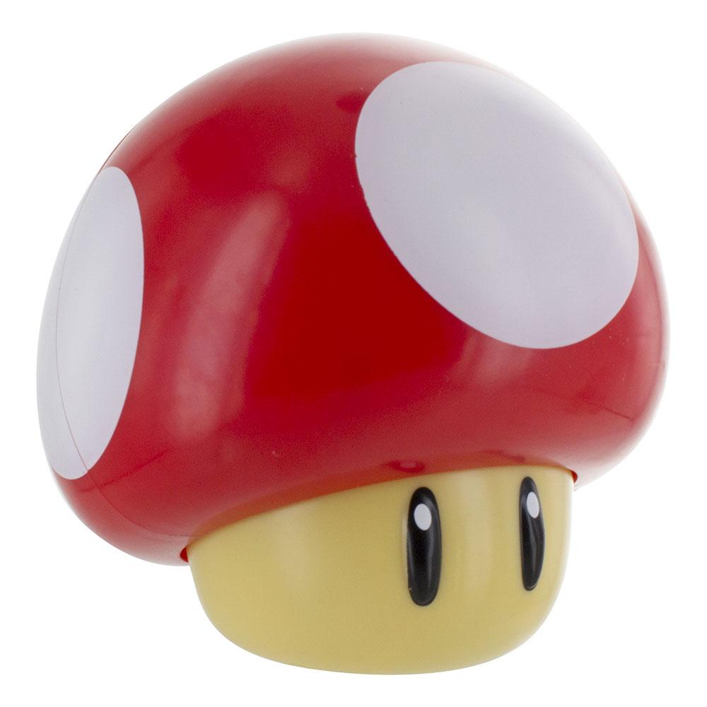 Super Mario Svamp Lampa