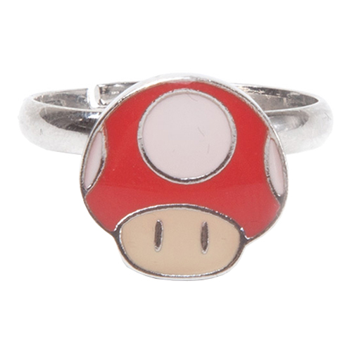 Super Mario Svamp Ring - Medium