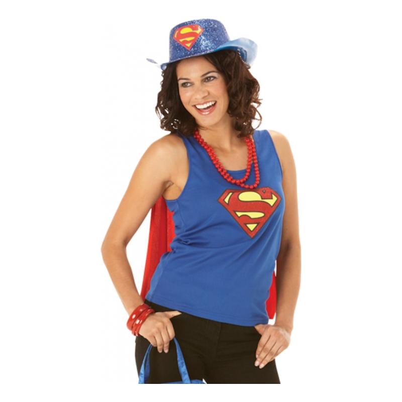 Supergirl Hatt - One size