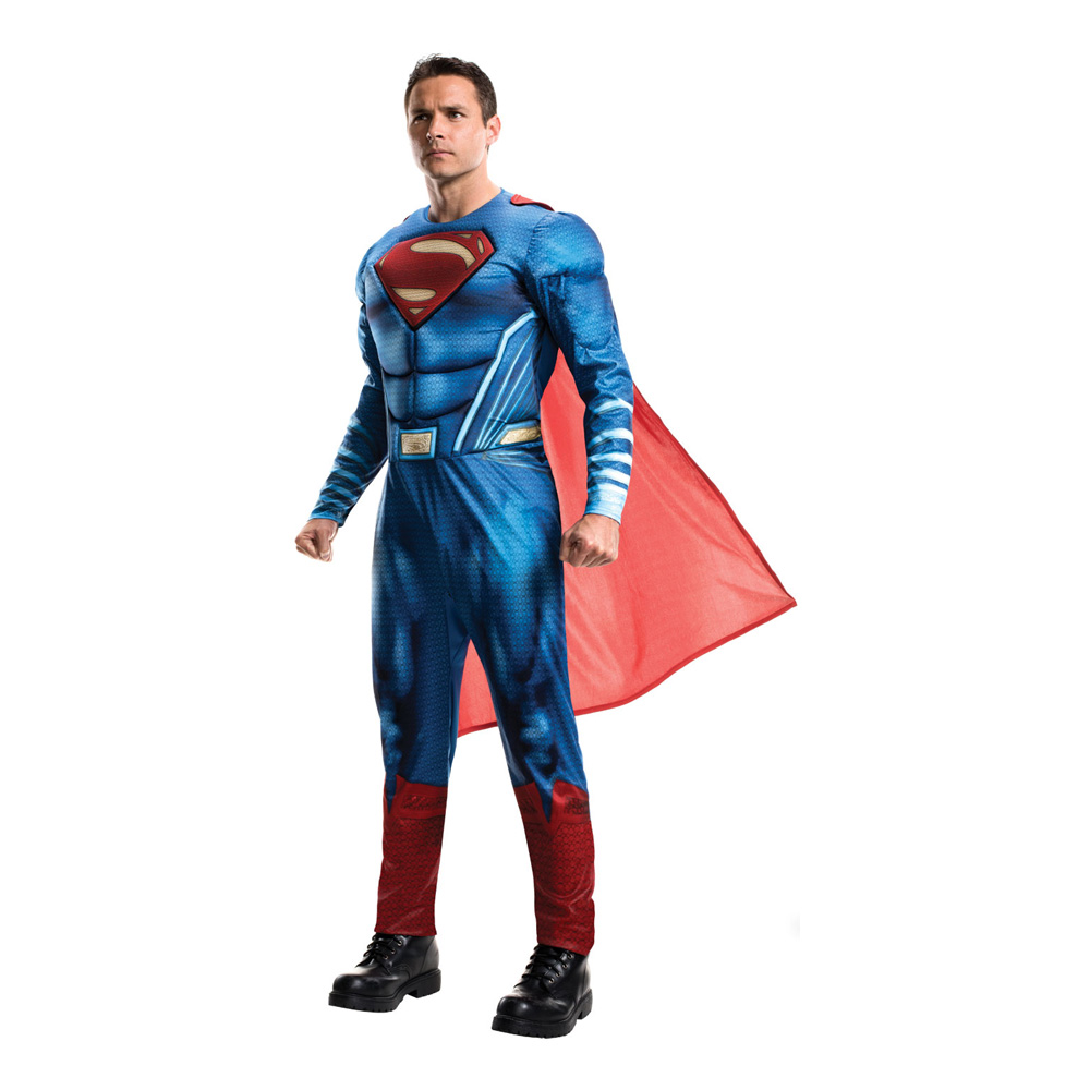 Superman Dawn of Justice Maskeraddräkt - Standard