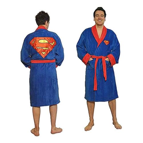 Superman Morgonrock - One size