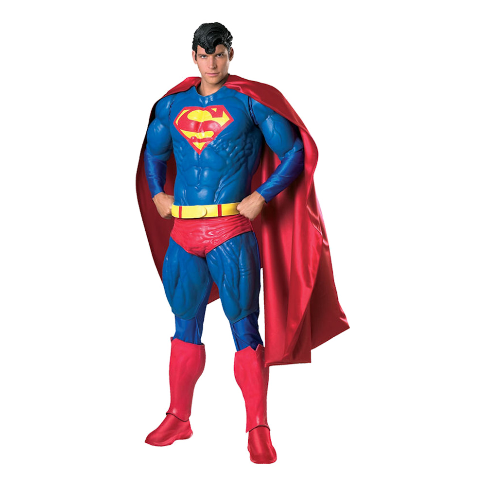 Superman Supreme Maskeraddräkt - One size