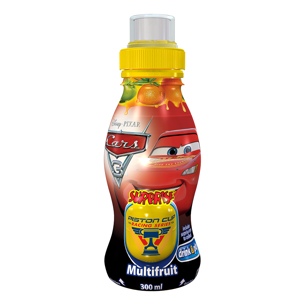 Surprise Drink Cars 3 - 1-pack