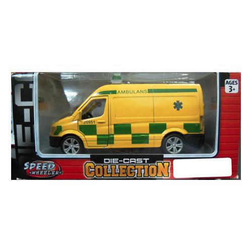 Ambulans Modellbil