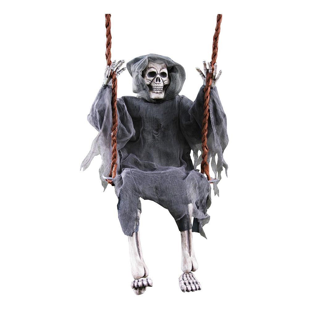 Gungande Skelett Prop - Gast