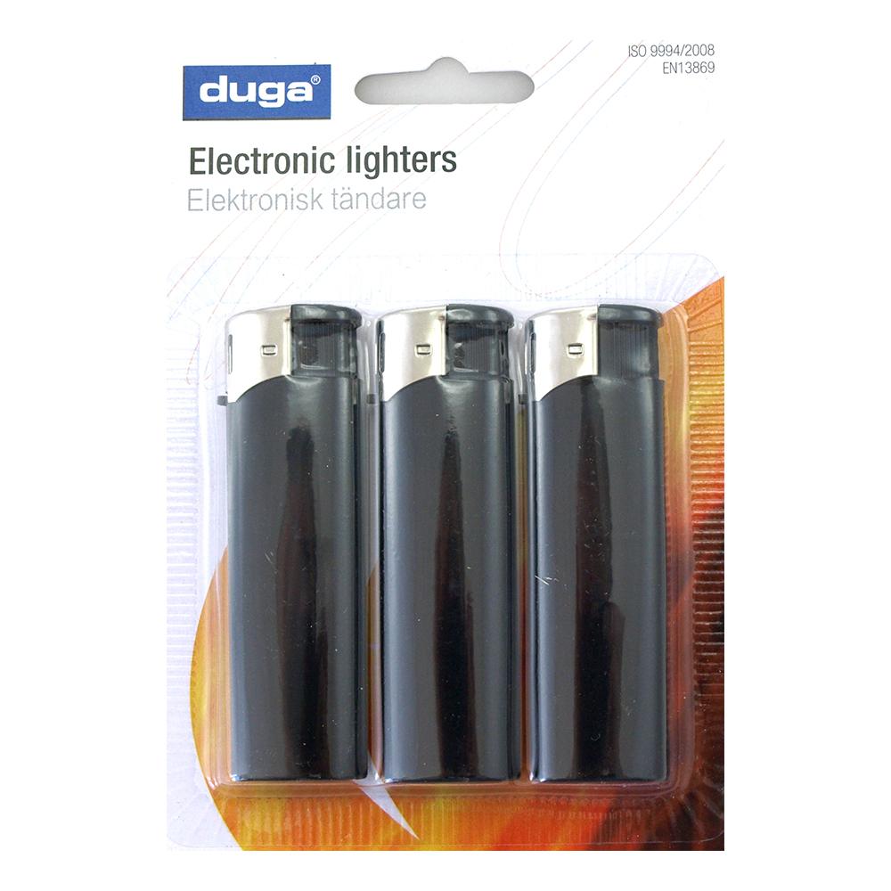 Tändare Elektrisk 3pack