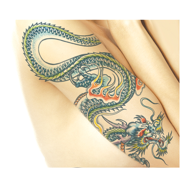 Tattoo FX Dragon