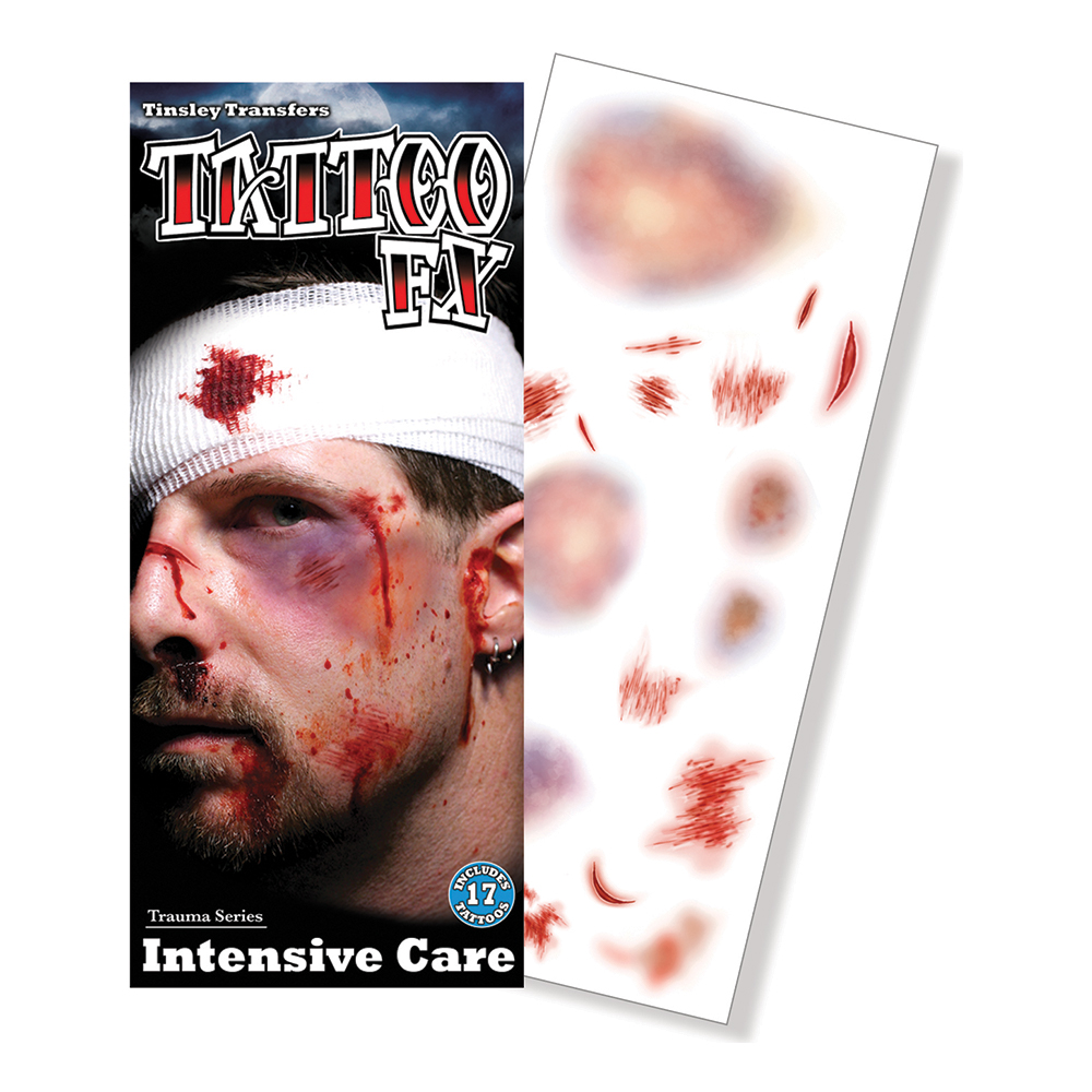 Tattoo FX Intensive Care