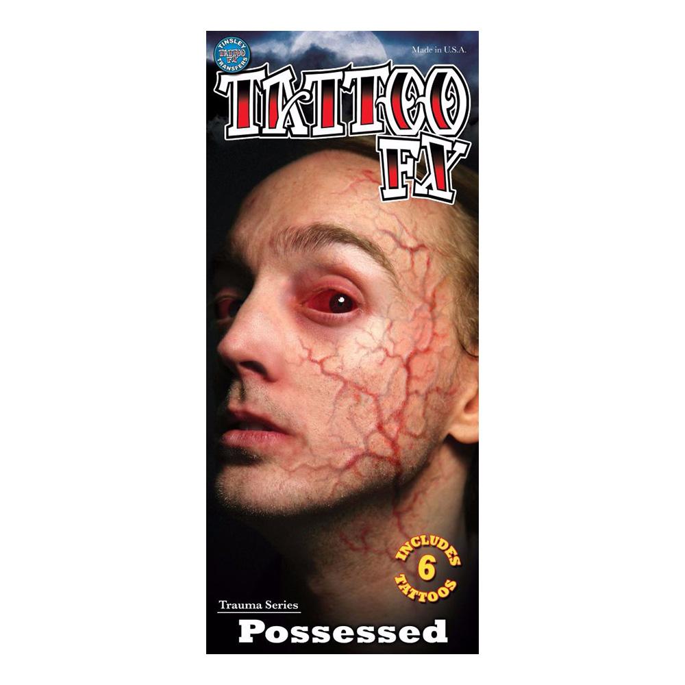 Tatueringar Possessed