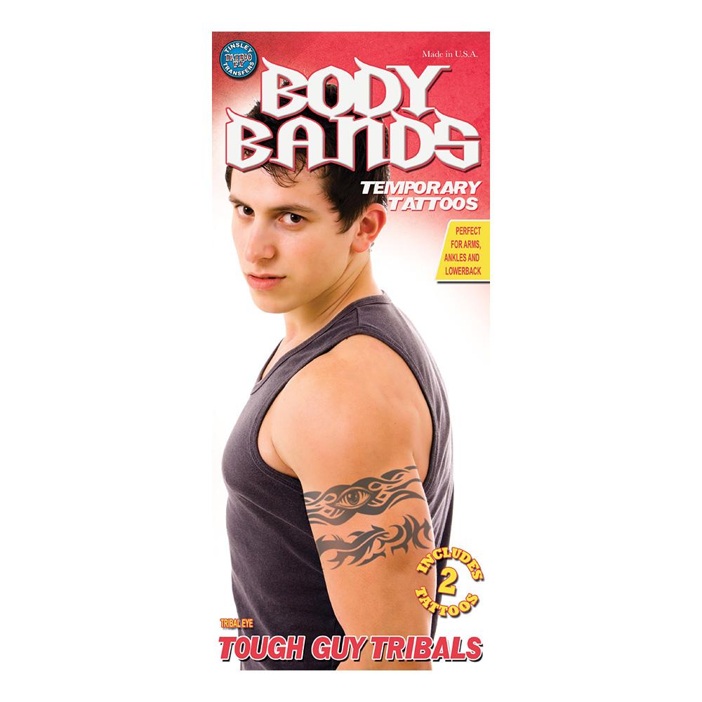 Tatueringar Tribalband med Öga