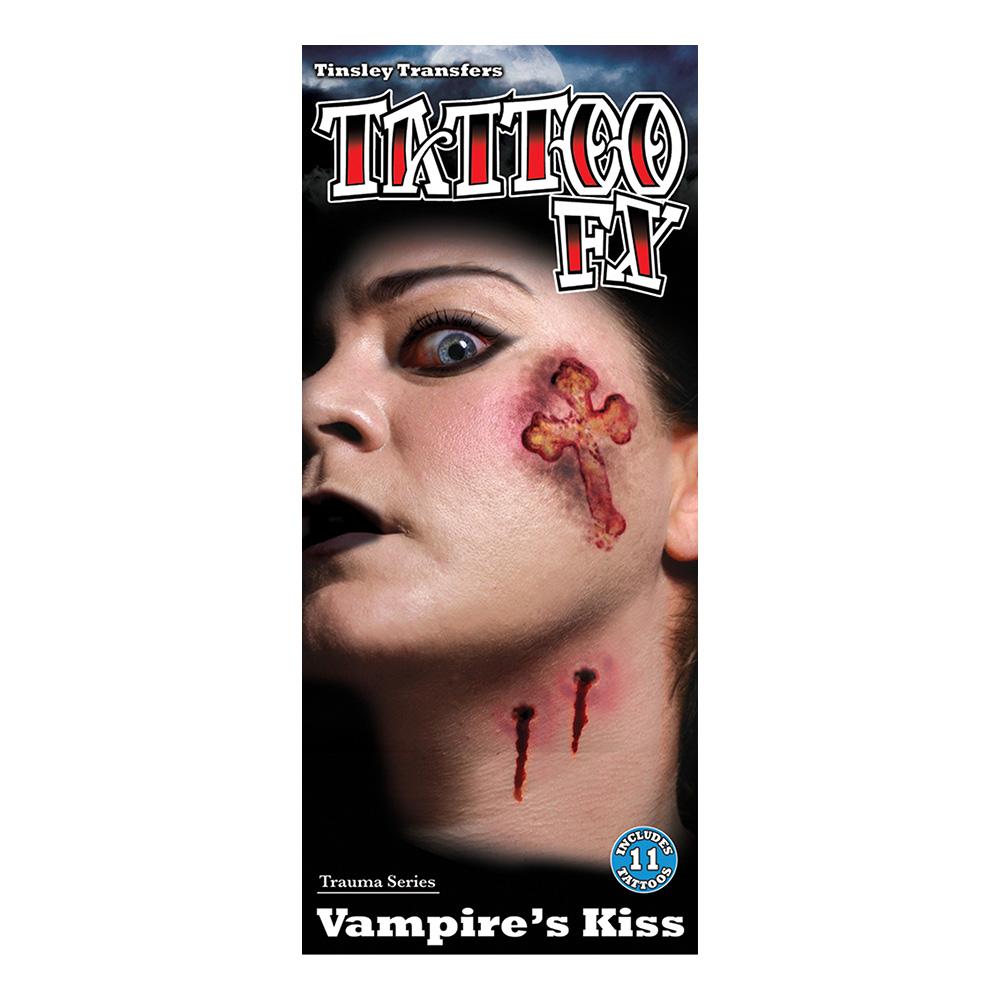 Tatueringar Vampyrkyss - 5-pack
