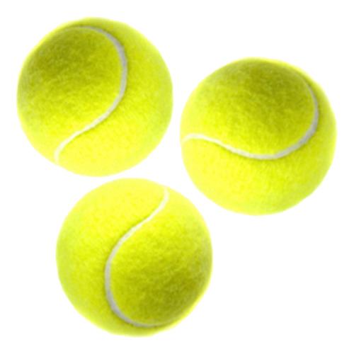 Tennisbollar - 3-pack