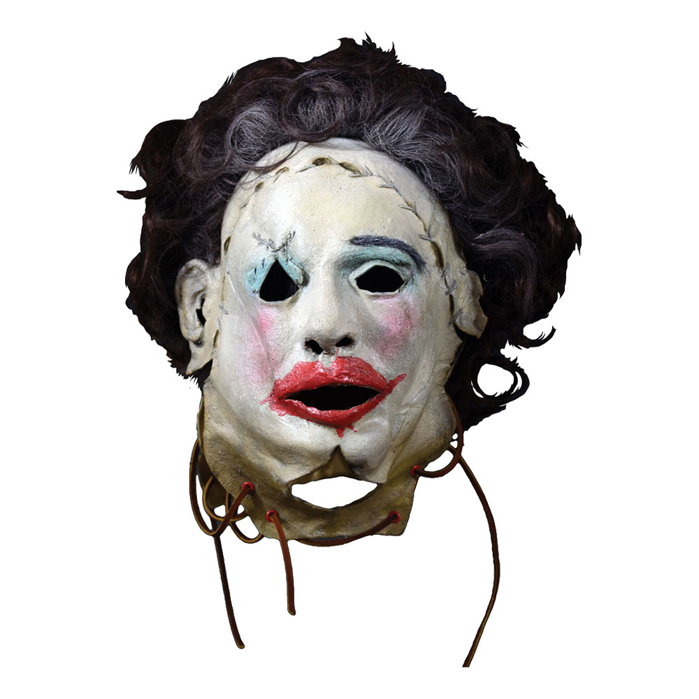 Texas Chainsaw Massacre Pretty Woman Mask - One size