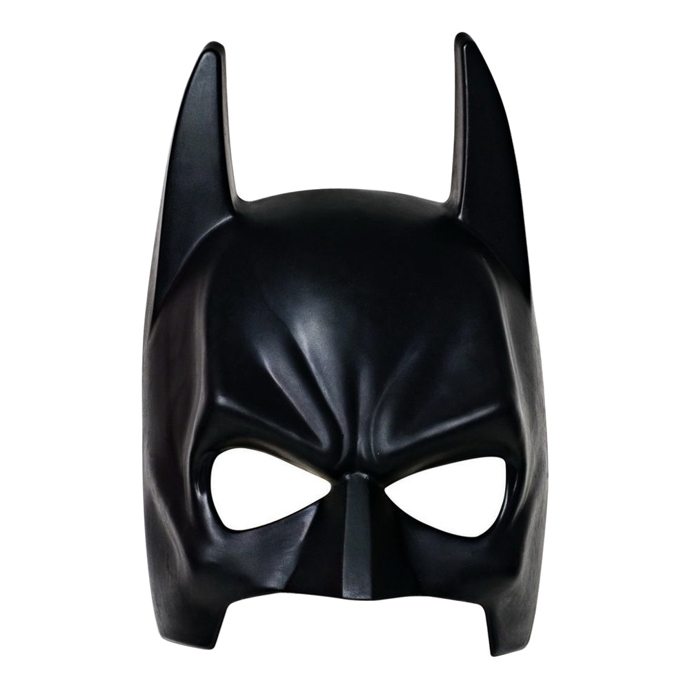 The Dark Knight Batman Halvmask - One size