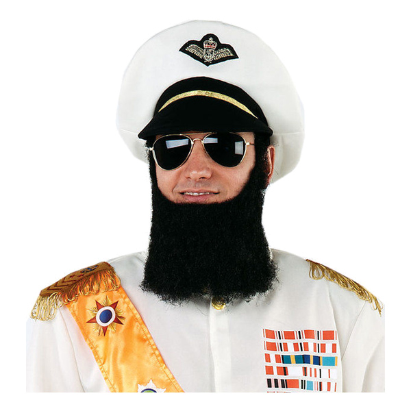 The Dictator Skägg
