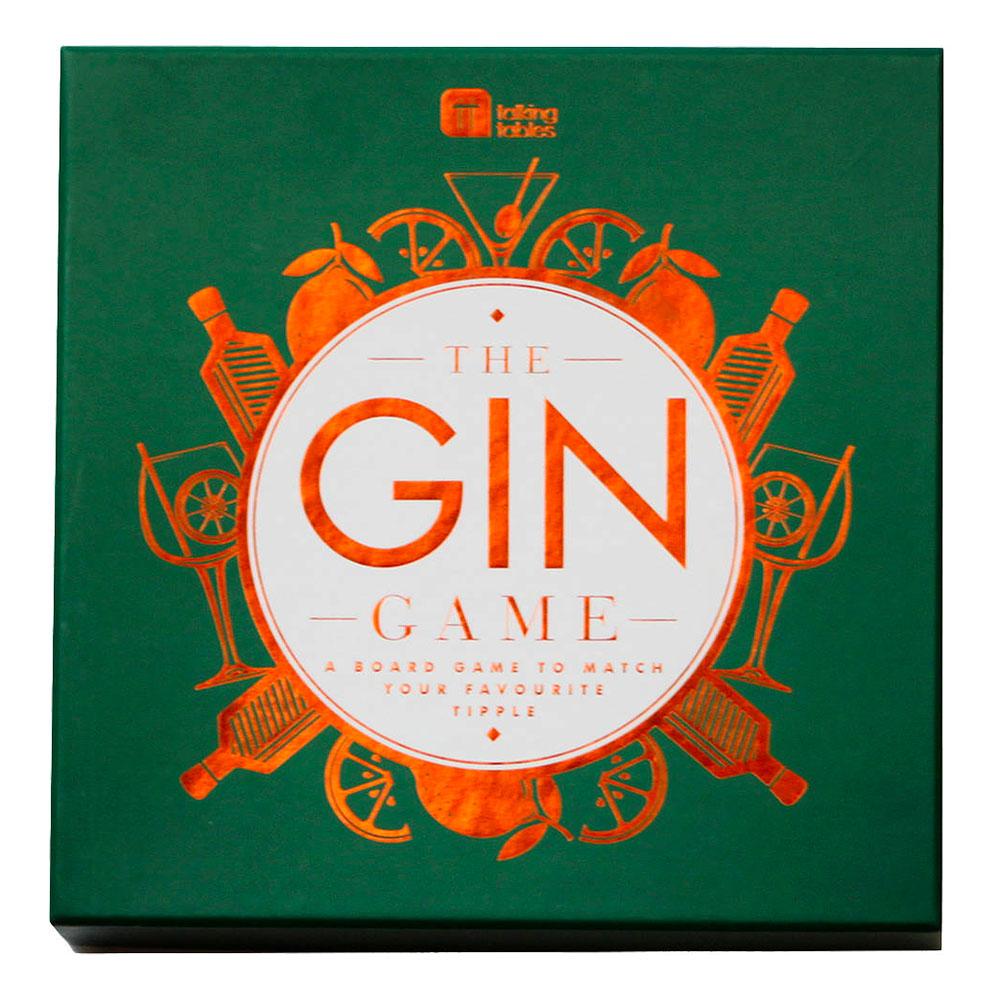 The Gin Game Sällskapsspel