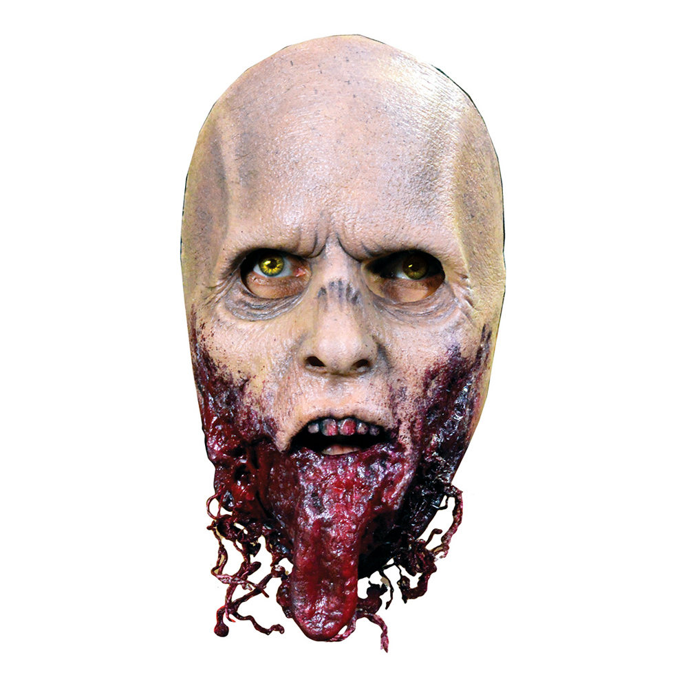 The Walking Dead Käklös Zombie Mask - One size