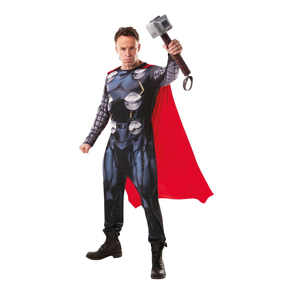 Thor Klassisk Maskeraddräkt - Standard