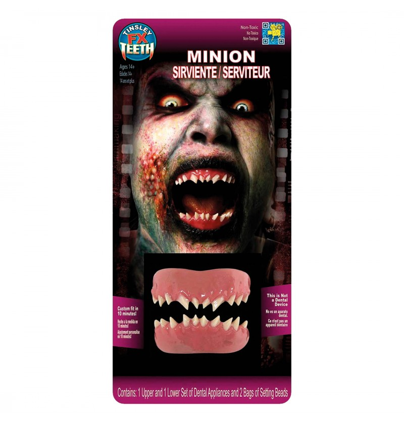 Tinsley FX Teeth Minion Löständer
