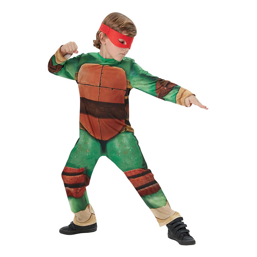 TMNT Classic Barn Maskeraddräkt - Small