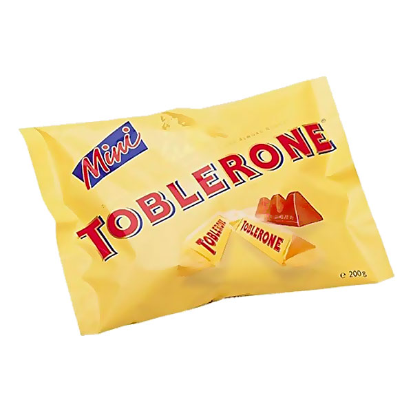 Toblerone Minis - 200 g