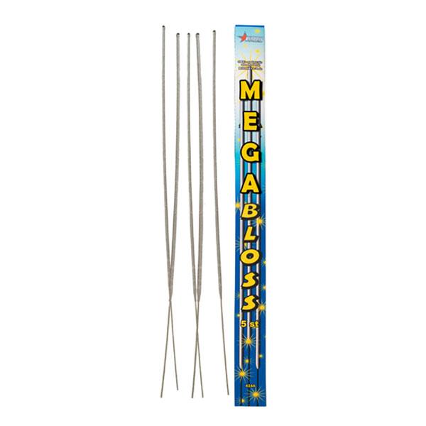 Megabloss - 5-pack