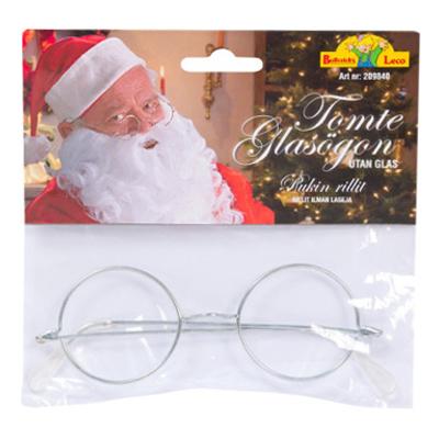 Tomteglasögon utan Glas