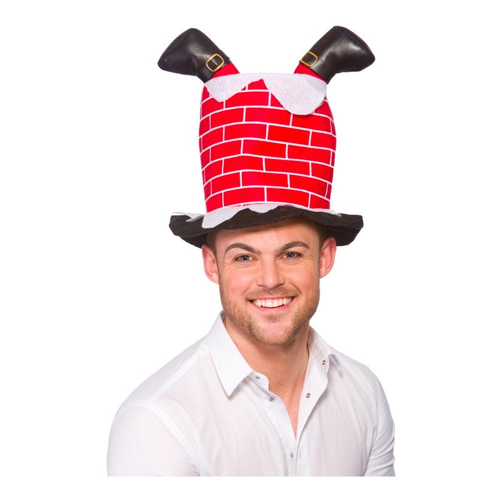 Tomten i Skorsten Hatt - One size