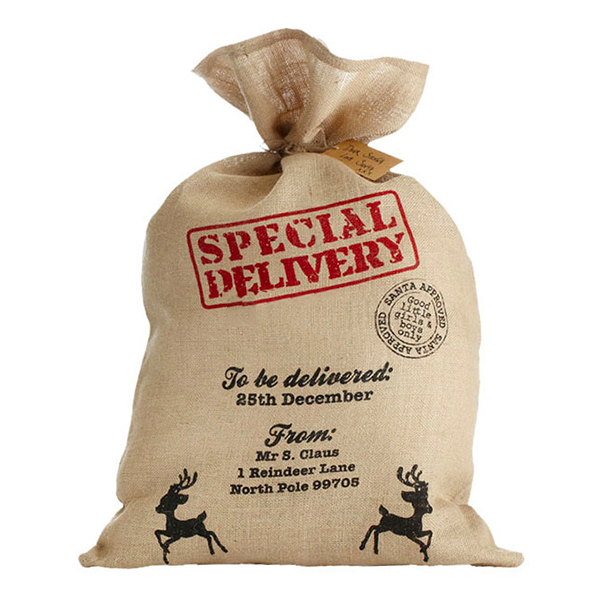 Tomtesäck Special Delivery