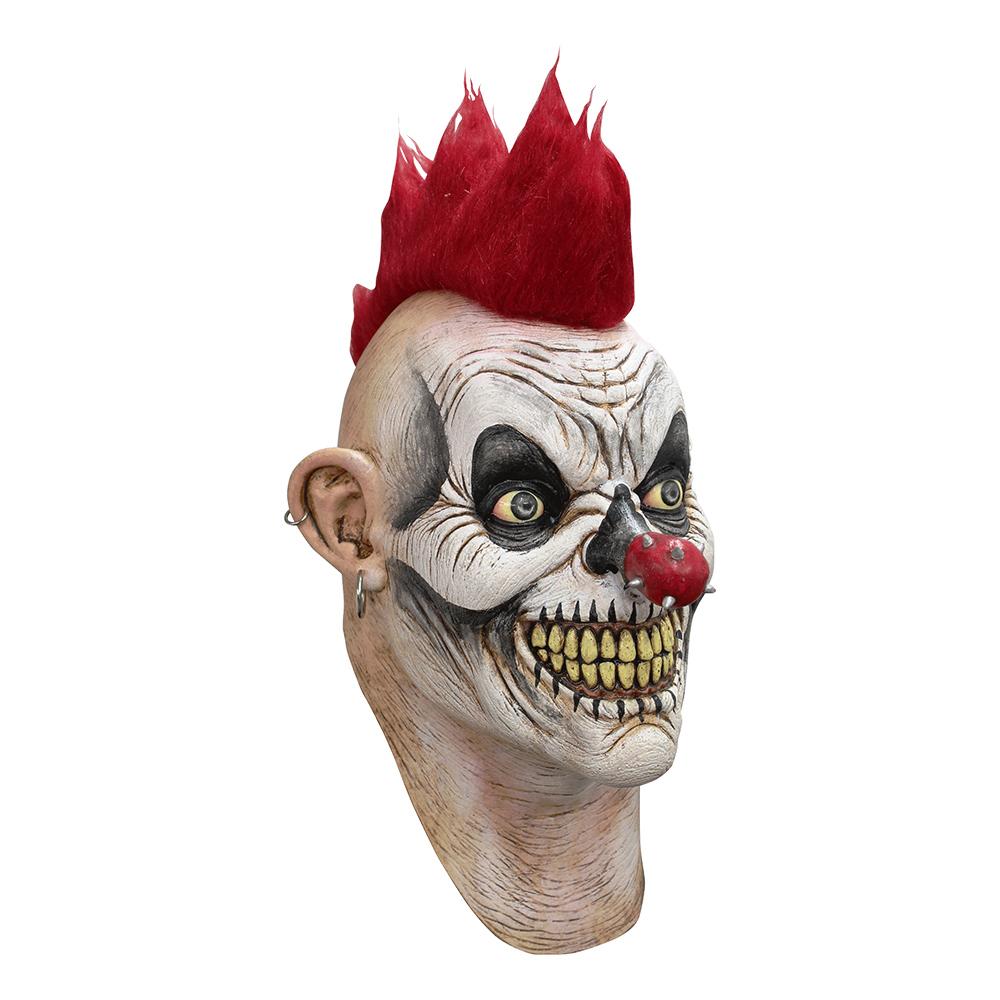 läskiga halloween masker