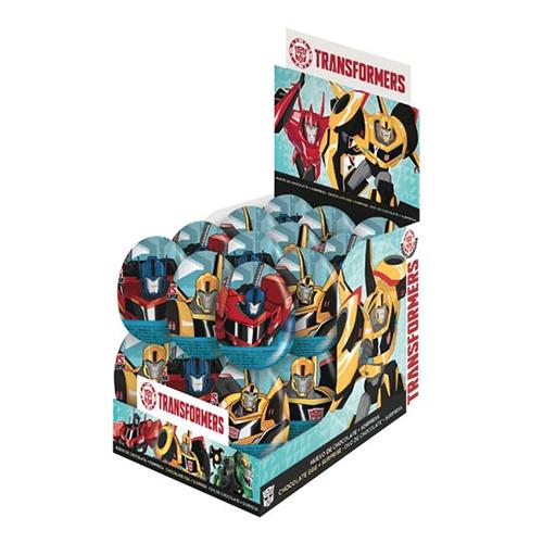 Transformers Chokladägg - 1-pack