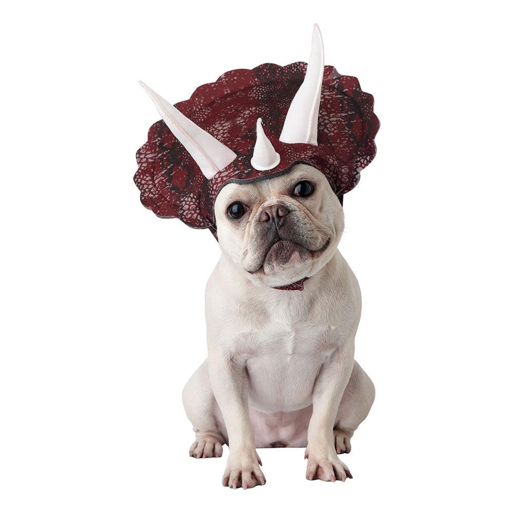 Triceratops Hund Tillbehörsset - X-Small