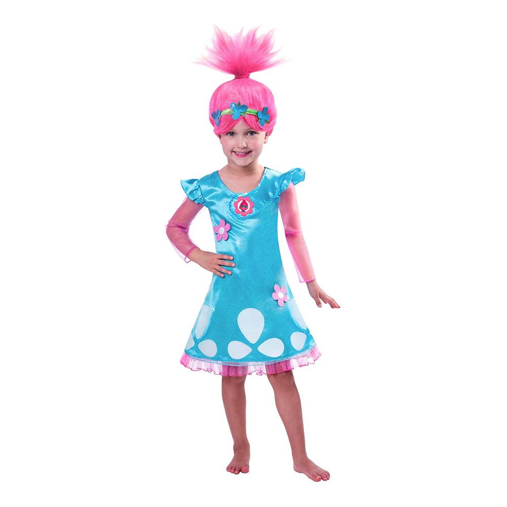 Trolls Poppy Barn Maskeraddräkt - Small